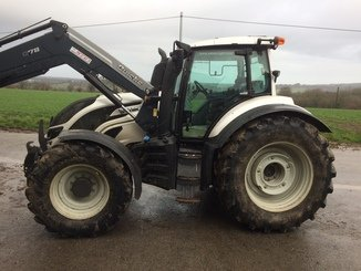 Tracteur agricole Valtra T174 DIRECT - 1