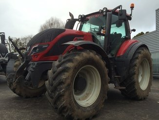 Tracteur agricole Valtra T214 DIRECT - 2